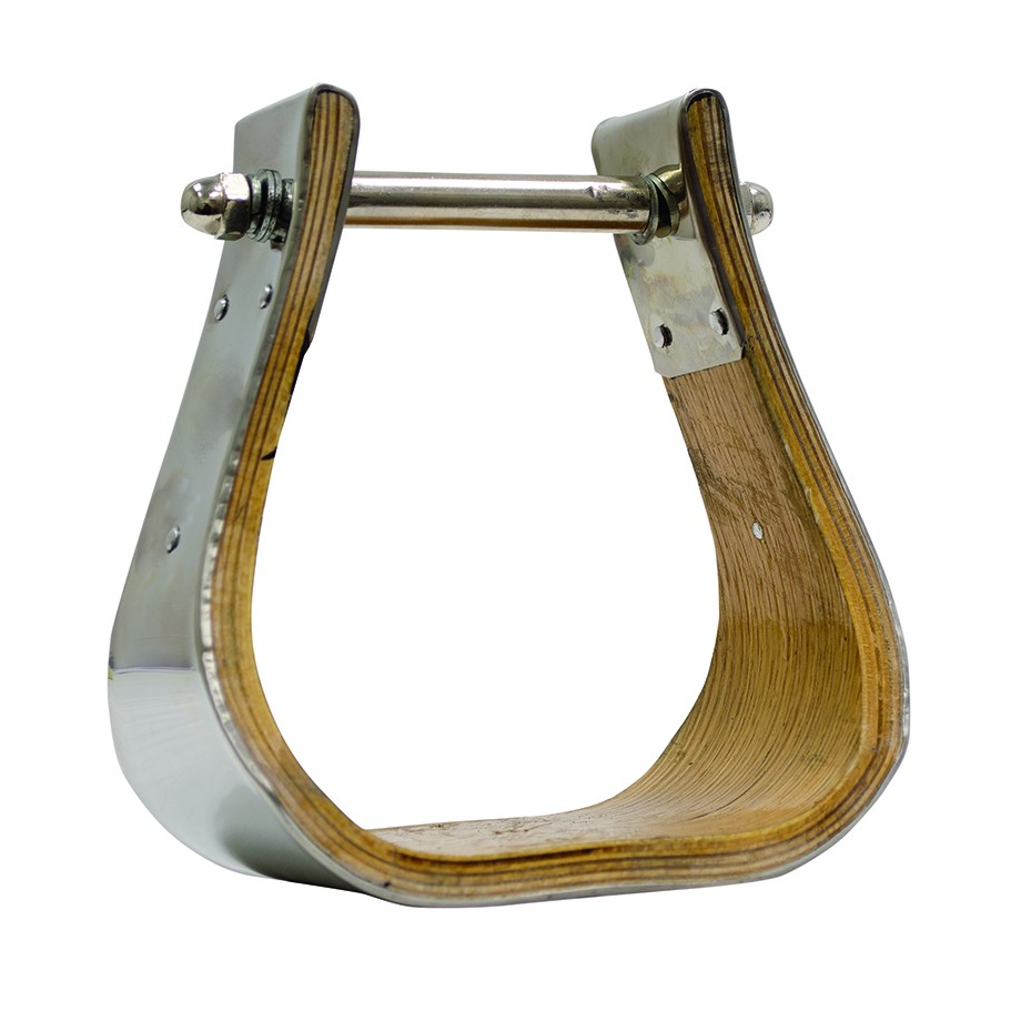Equi-Sky Monel Stirrups
