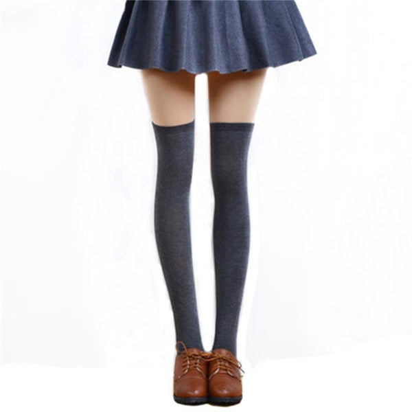 High Knee Socks