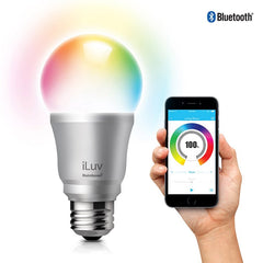 Humantechnik iLuv Rainbow7 Led Lampe - iphone