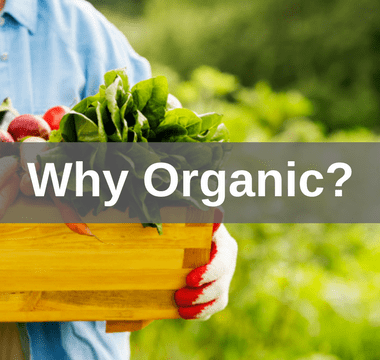 "What does ""ORGANIC"" mean? Why Choose Organic?"