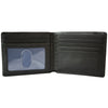 Image of Boconi - Collins Calf Rock Solid RFID Billfold in Black