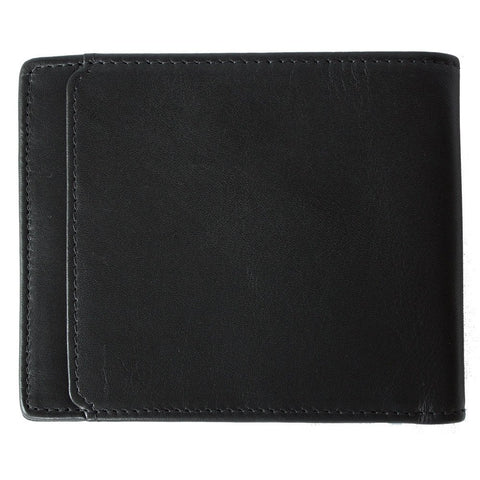 Boconi - Collins Calf Rock Solid RFID Billfold in Black