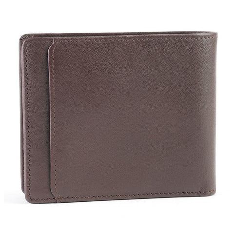Boconi - Collins Calf Rock Solid RFID Billfold in Espresso