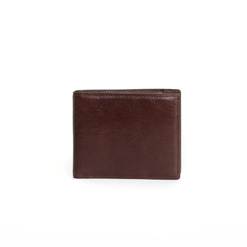 Boconi -Becker RFID Billfold in Whiskey