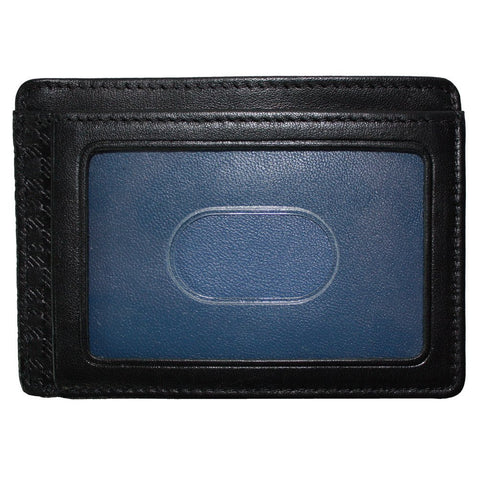 Boconi - Collins Calf Rock Solid RFID Weekender ID Card Case in Black