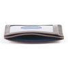 Image of Boconi - Collins Calf Rock Solid RFID Weekender ID Card Case in Espresso