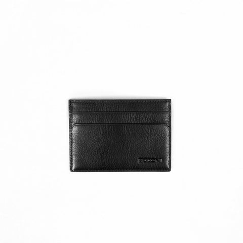 Boconi - Becker RFID Weekender ID Card Case in Black