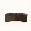 Image of Boconi - Collins Calf Two Fold Money Clip in Espresso