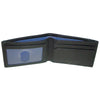 Image of Boconi - Collins Calf Rock Solid RFID Slimster in Black