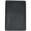 Image of Boconi - Tyler Tumbled RFID Passport Case in Black