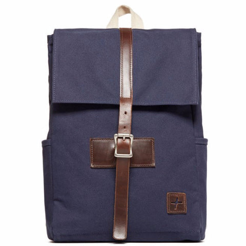 Jack + Mulligan Whitman Knapsack (Navy)