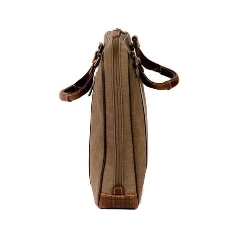 Boconi - Bryant LTE Zipster in Heather Brown