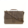 Image of Boconi - Bryant LTE Brokers Bag in Heather Brown