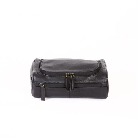 Boconi - Becker Zip Around Travel Kit in Black