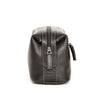 Image of Boconi - Tyler Tumbled Cargo Travel Kit in Black