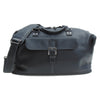Image of Boconi - Tyler Tumbled Cargo Duffle in Black