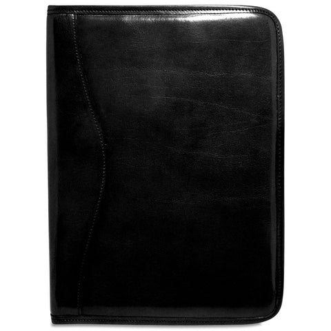 Jack Georges Sienna Letter Size Writing Pad Cover