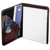 Image of Jack Georges Sienna Letter Size Writing Pad Cover