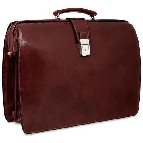 Jack Georges - Sienna Collection Classic Briefbag