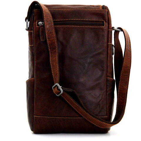 Jack Georges - Voyager Crossbody Messenger & Wine Bag
