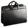 Image of Jack Georges - Platinum Special Edition Double Gusset Top Zip Briefcase