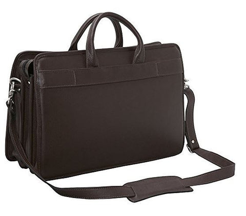 Jack Georges - Platinum Special Edition Large Top Zip Briefcase