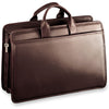 Image of Jack Georges - Platinum Special Edition Large Top Zip Briefcase
