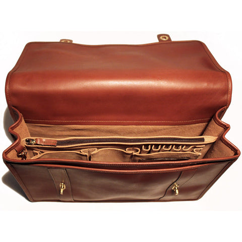 Jack Georges Belmont Double Gusset Briefcase