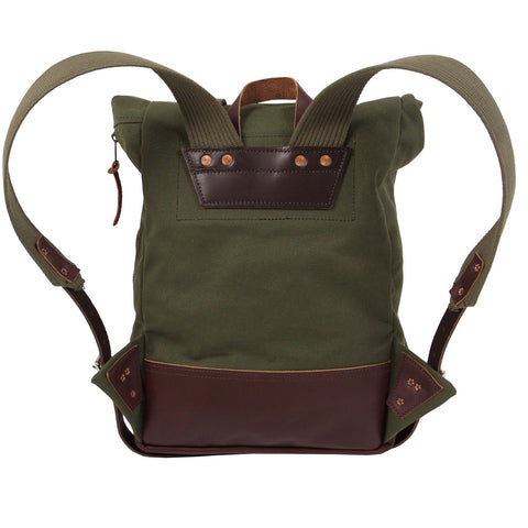 Duluth Deluxe Roll-Top Scout Pack