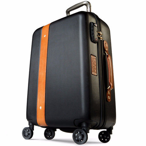 Ebby Rane Quartermaster Homme Wheeled Carry On