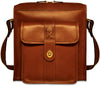 Image of Jack Georges Belmont Collection North/South Messenger Bag