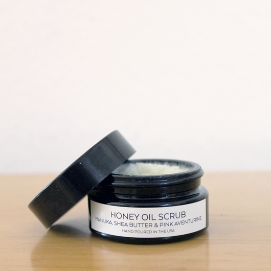 Honey Oil Scrub