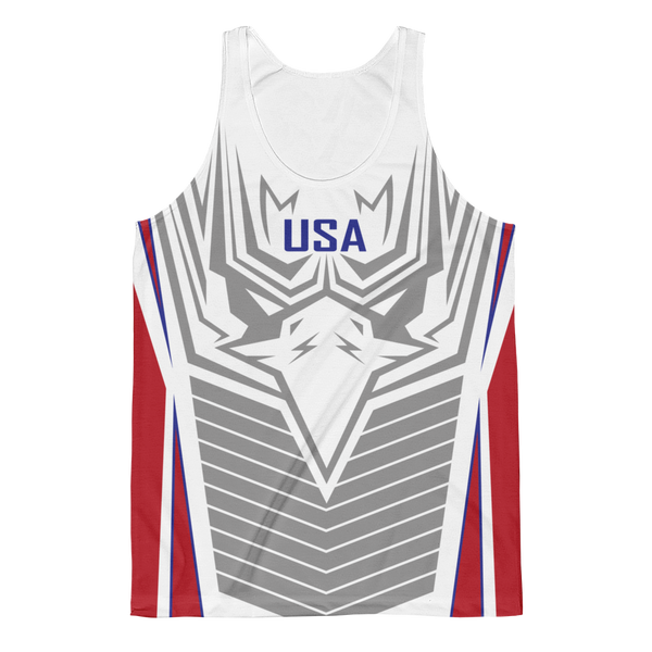 USA Rio Eagle Leo Tank (Men's / Unisex)