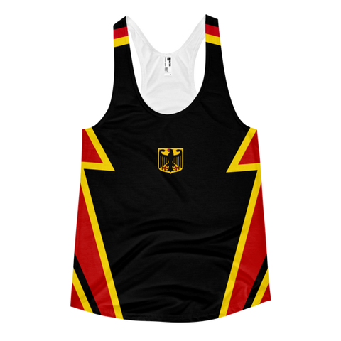 MAG German Competition Leo (Women's)