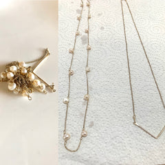 How to clean your precious jewelry before and after