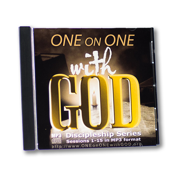 One on One with God MP3 CD [English]