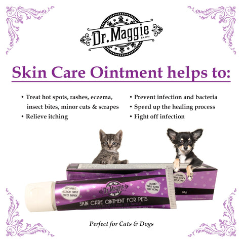 Dr. Maggie's Skin Care Ointment for Pets at Canadian Pet Connection