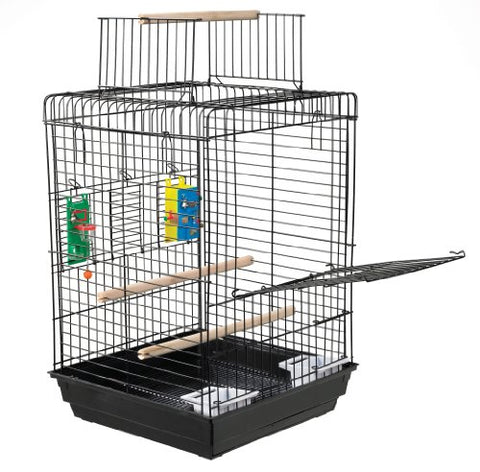 how to make a cage for cockatiels