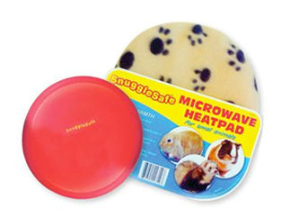 SNUGGLE SAFE Microwave - Heatpad for Small Animals