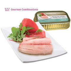Snappy Tom Ultimates Tuna and Barramundi at Canadian Pet Connection