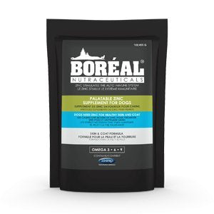 Boreal Zinpro Supplement for Dogs at Canadian Pet Connection