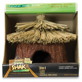 8 in 1 Ecotrition SnakShak House Small Animal Accessory