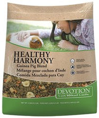 ARMSTRONG DEVOTION – Healthy Harmony Guinea Pig Blend Small Animal Food - Canadian Pet Connection