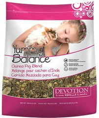ARMSTRONG DEVOTION – Yummy Balance Guinea Pig Blend - Canadian Pet Connection