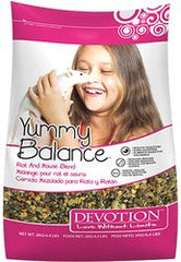 ARMSTRONG DEVOTION – Yummy Balance Rat and Mouse Blend Small Animal Food - Canadian Pet Connection