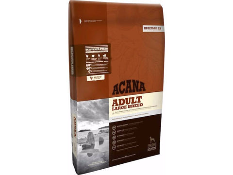 ACANA HERITAGE Adult Large Breed Dry Dog Food - Grain Free