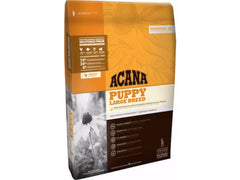 Large breed puppy dog food Acana