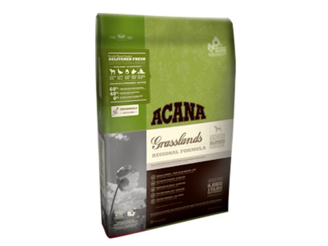 ACANA REGIONALS Grasslands Dry Dog Food for All Life Stages - Grain Free