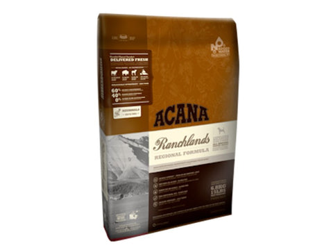 ACANA REGIONALS Ranchlands Dry Dog Food for All Life Stages - Grain Free