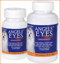 ANGELS' EYES Natural Tear Stain Supplement for Dogs - Canadian Pet Connection